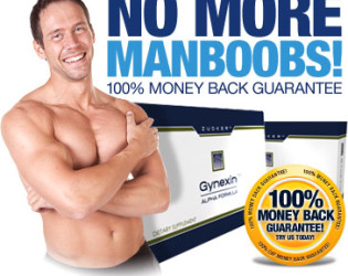 Man-Boobs: Review Our Gynexin Review