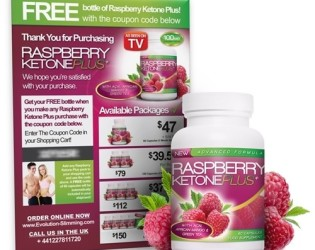 Raspberry Ketone - Fat Burner